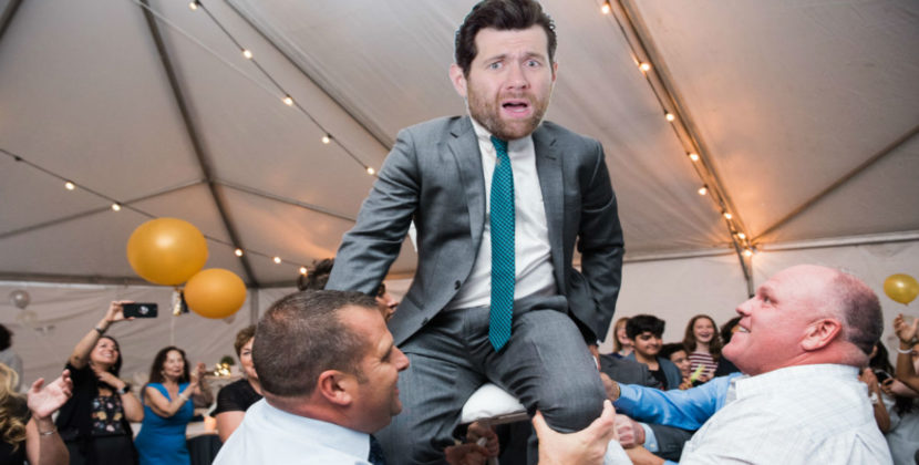 Father Accidentally Hires Billy Eichner Instead Of Billie Eilish For Daughter's Bat Mitzvah. All He Did Was Scream And Sing Bette Midler