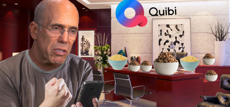 """Quibi"" Auto-Corrects To ""Quinoa"" on Jeffrey Katzenberg's iPhone And That's Why No One Is Watching"