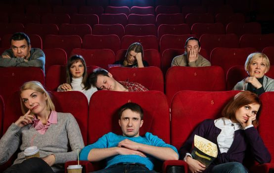 L.A. Etiquette: The Movie Is Over But My Friends Aren't Getting Up. Do I Really Need To Stay Through The Entire Credits?
