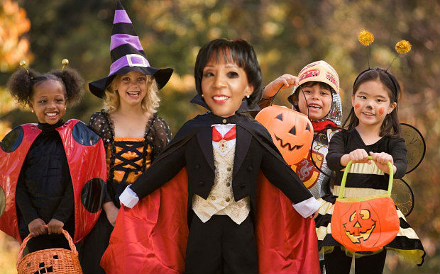 L.A.'s Scariest Halloween Costume: District Attorney Jackie Lacey