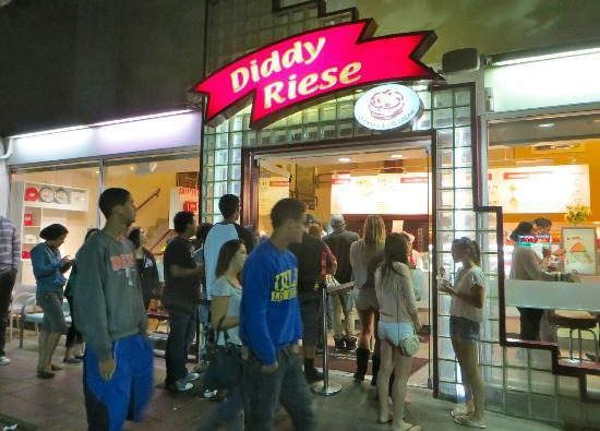 Westwood Rent Highest In Cal, But Diddy Riese Cookies Are Only 50 Cents. So It All Evens Out, Right?