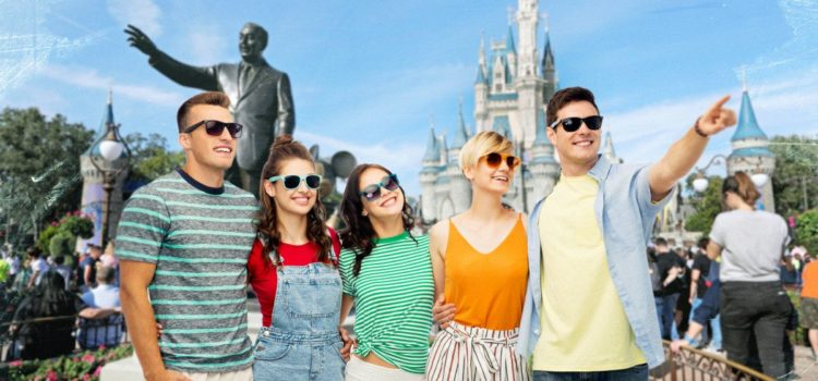 Childless Adult Couples Now Majority Of Disneyland Visitors
