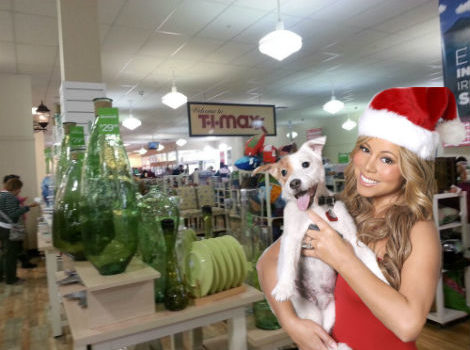 "TJ Maxx Starts Playing Mariah Carey's ""All I Want For Christmas Is You"" On Two Month Loop"