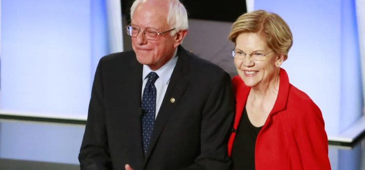 Warren: Sanders Told Me A 78-Year-Old Socialist Couldn't Be Elected President