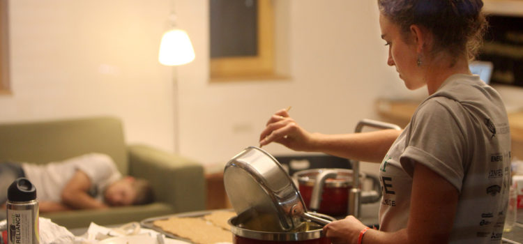 Woman Cooks Family Amazing Dinner After Day of Protesting Patriarchy