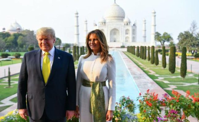 Trump Advises India On How They Can Bankrupt Their Taj Mahal Too