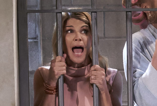 "Lori Loughlin Pleads Guilty, Begs Court To ""HAAVVVE MERRRCY!"""