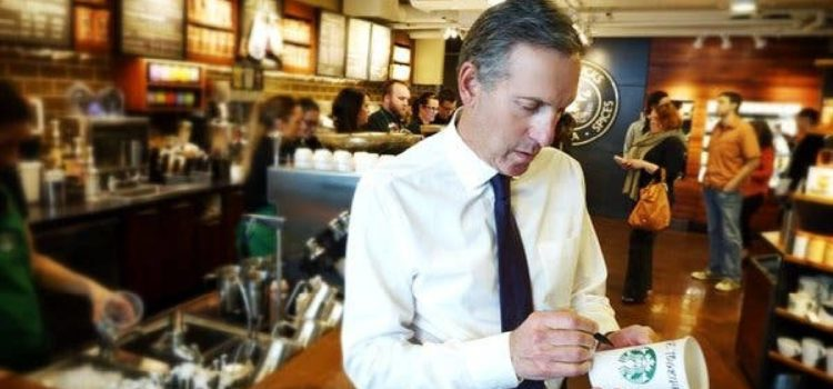 "Starbucks To Experiment With Segregated ""White Only"" Stores"