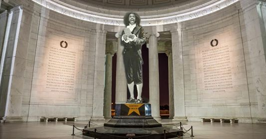 Jefferson Memorial To Be Replaced By Likeness Of Daveed Diggs In Compromise We Can All Get Behind