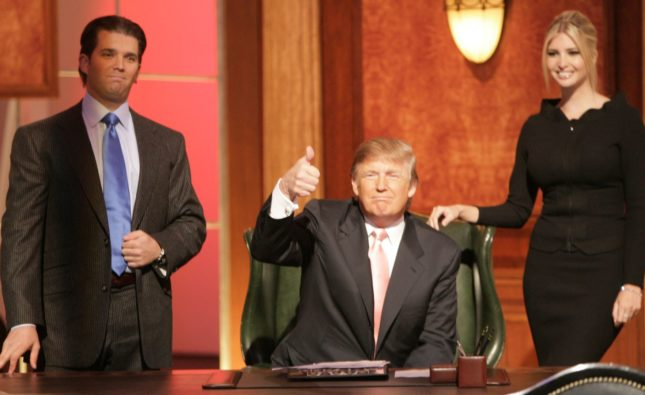 NBC To Follow Trump Townhall With 14 Season Marathon Of The Apprentice